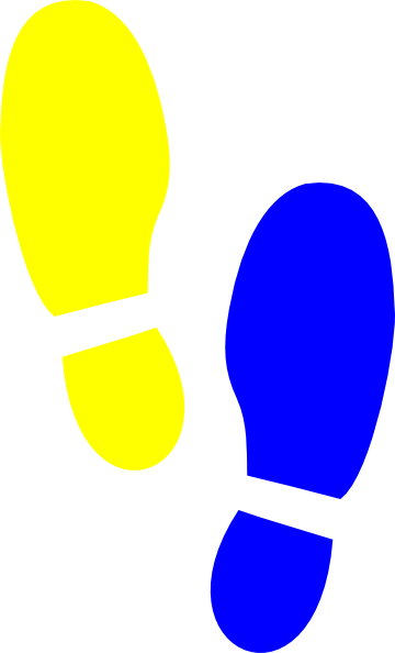 picture black and white Print clipart. Yellow boot .