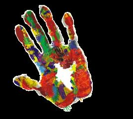 clip free download Print clipart holi. Handprint transparent background frames