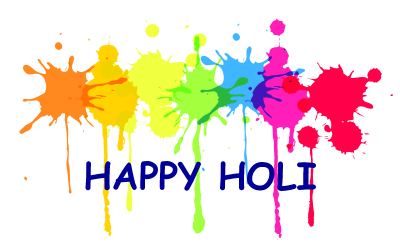 svg black and white Print clipart holi. Download color free png