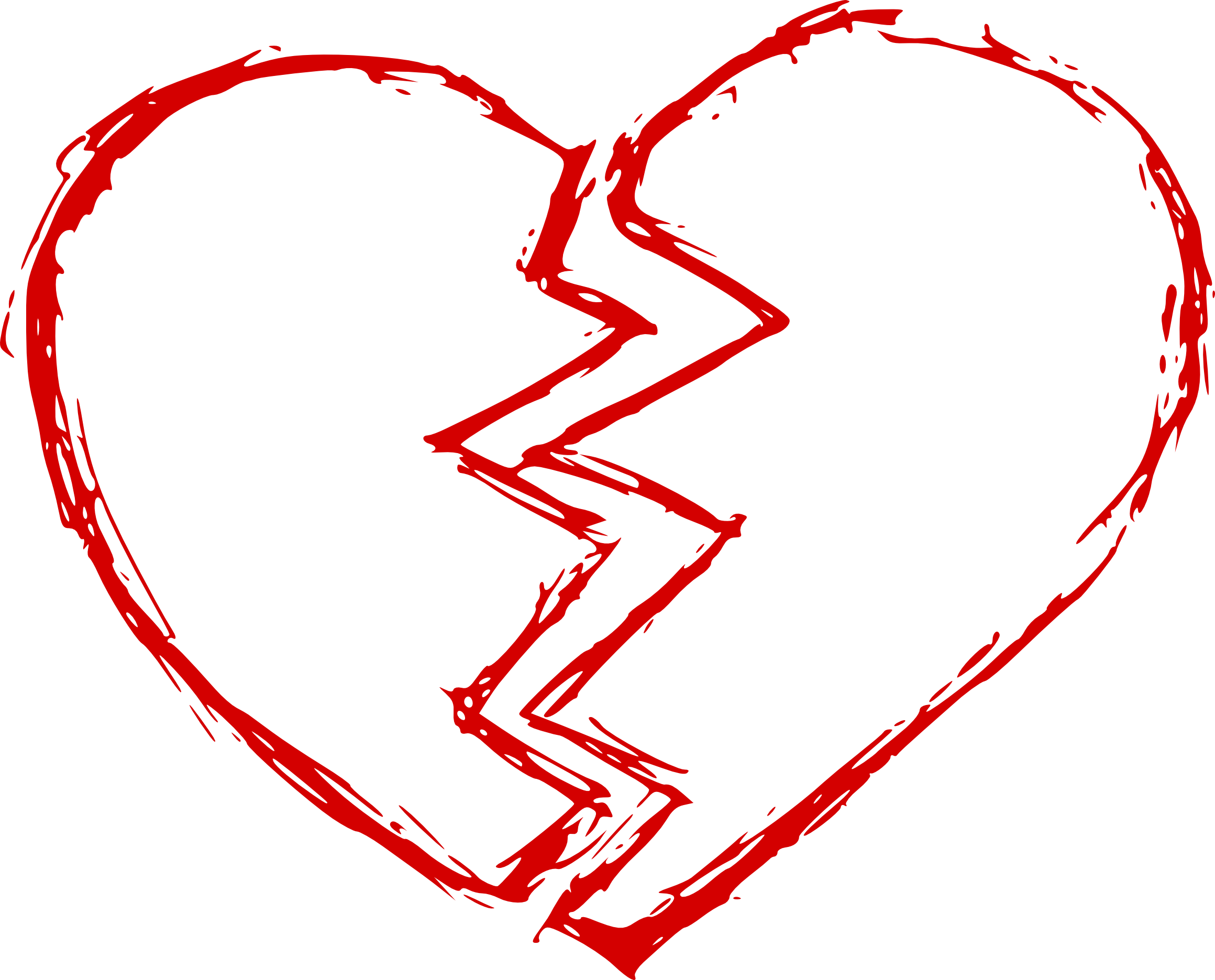 clip art freeuse library Broken Heart PNG Images