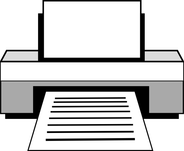 freeuse download Printer Clip Art at Clker