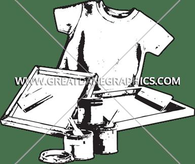 clip free download Screen Print Equipment