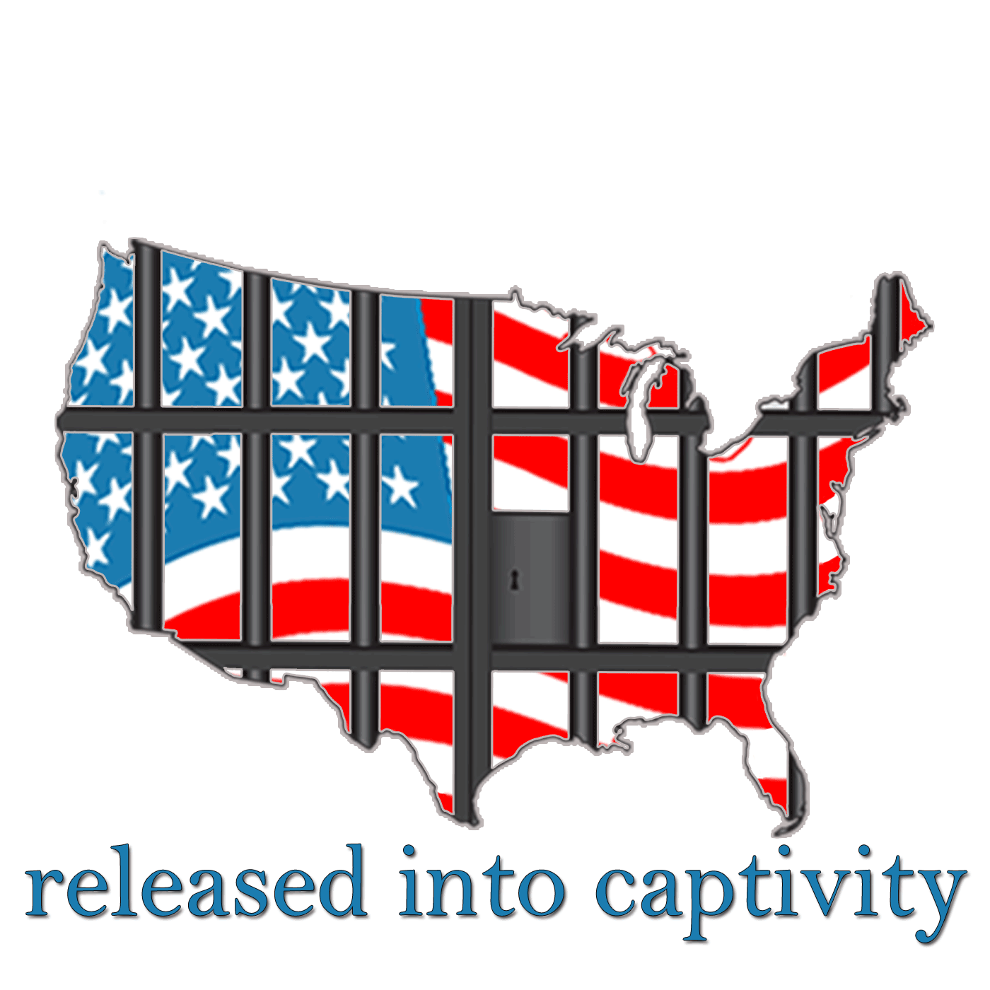 clip art royalty free download Released Into Captivity