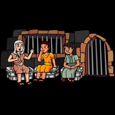 jpg library download prison clipart joseph #82445618