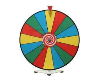 free stock Prize wheel clipart. Spinning clip art panda.
