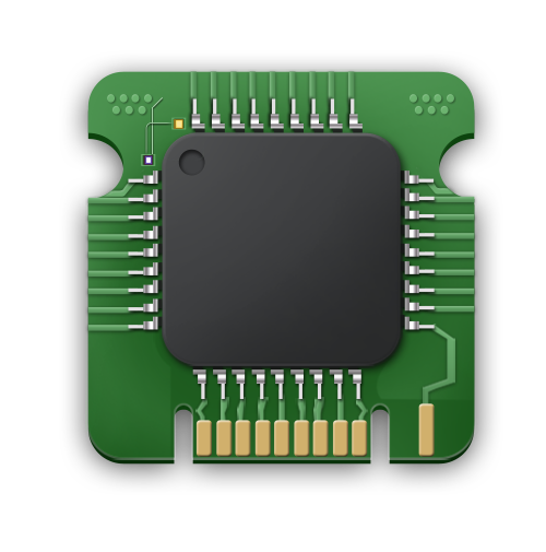 graphic free download Central processing unit Integrated circuit Euclidean vector