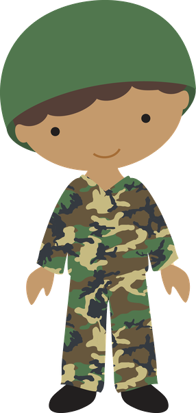 vector free Clipart army. Soldadinho soldado pinterest ex.