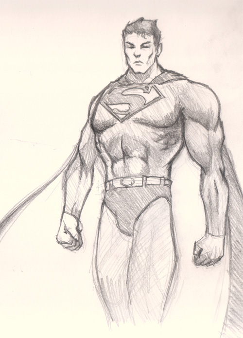 png library library Drawing superman comic. How to draw and
