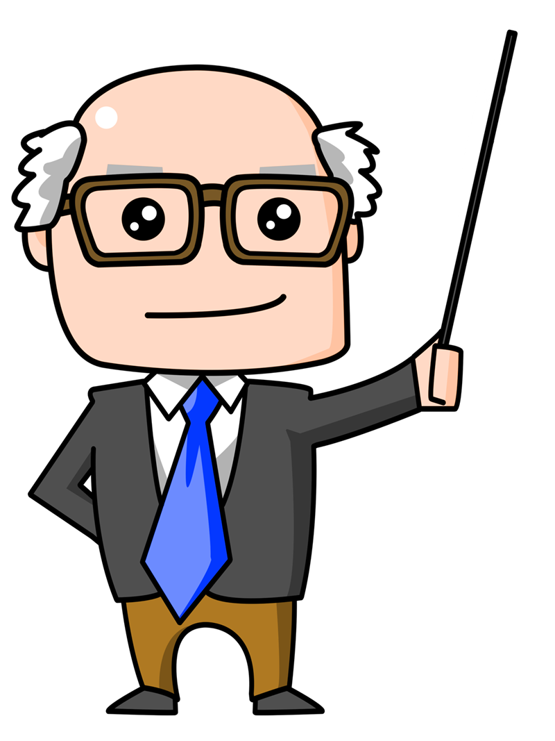 image free stock Professor clipart. Spanish for teachers google