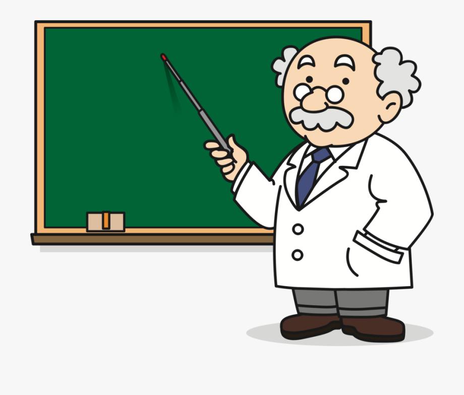 clip library library Teacher man . Professor clipart.
