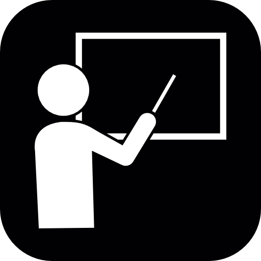 clip art freeuse teacher Icon