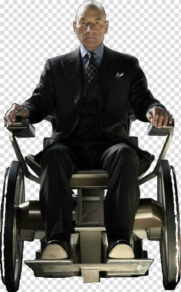 graphic royalty free stock Men charles xavier transparent. Professor x clipart