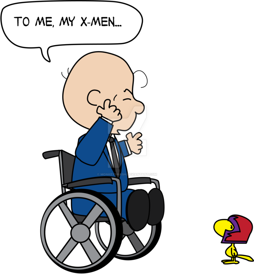 svg free stock Charles xavier brown by. Professor x clipart