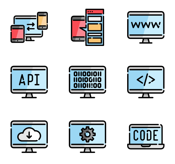 png freeuse download programming vector program code #115179295
