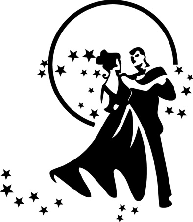 banner black and white library Prom clipart. Free cliparts download clip.