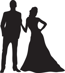 banner black and white library Free cliparts download clip. Prom clipart.
