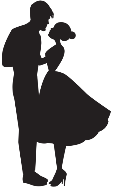 image royalty free stock Love Couple Silhouette PNG Clip Art