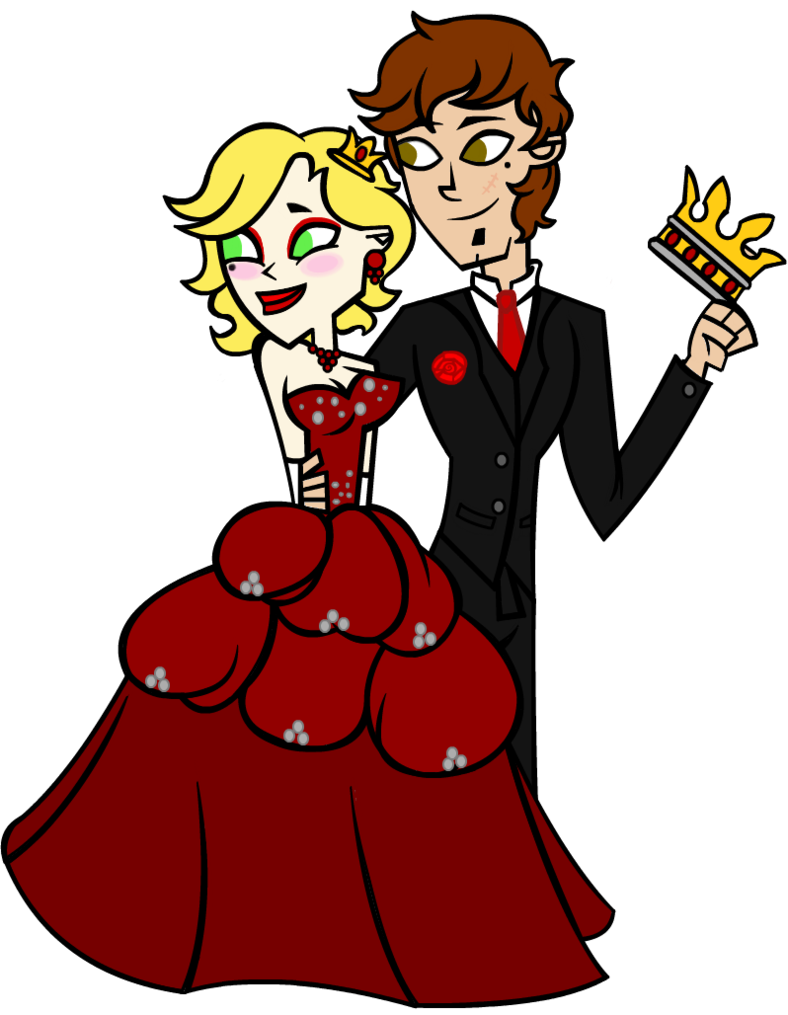 picture free Prom png transparent images. King and queen clipart