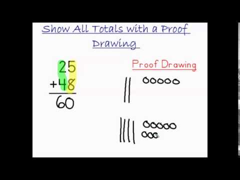 svg free Proof drawing. Second grade unit show.