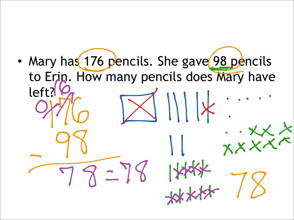 picture library download Proof drawing. Math elementary rd grade.