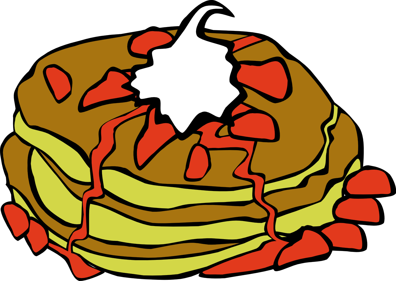 vector free library Most Interesting Eat Breakfast Clipart With A High Protein Image
