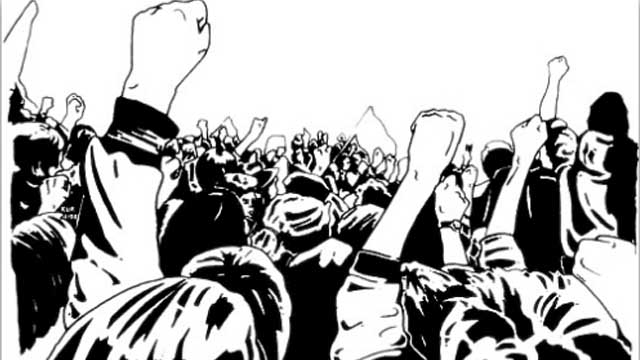 jpg royalty free Free cliparts download clip. Protest clipart.