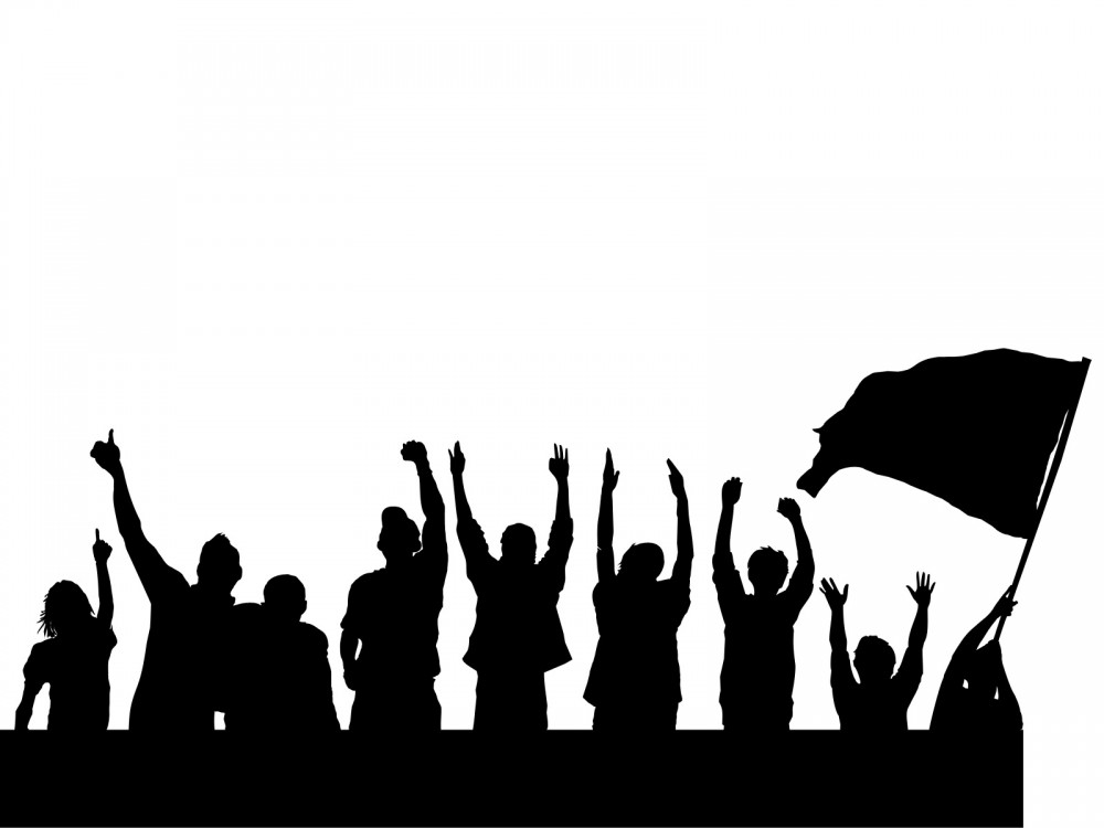 jpg royalty free Protest clipart. Free cliparts download clip.