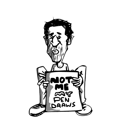 jpg black and white stock funny political cartoons