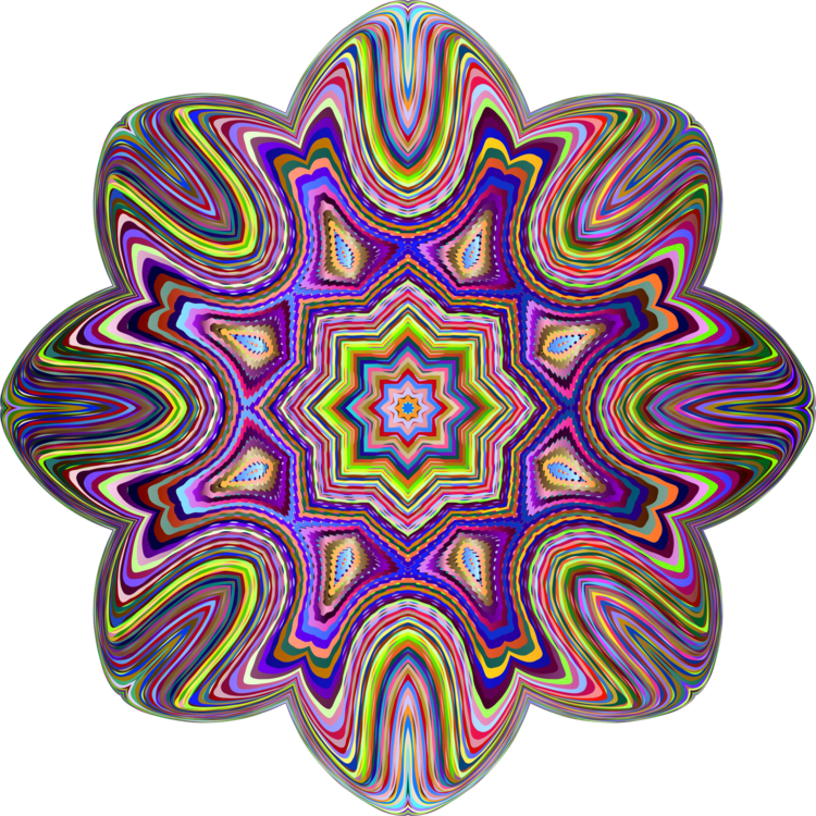 jpg transparent Geometry Psychedelic art Drawing Fractal free commercial clipart