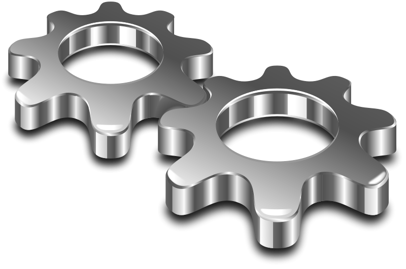 clipart stock Collection of free Gearing clipart nonmetal