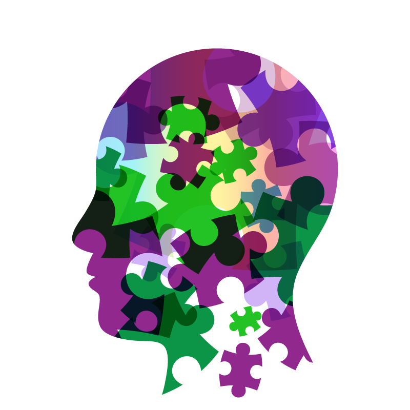 image free download psychology clipart puzzle head #82514544