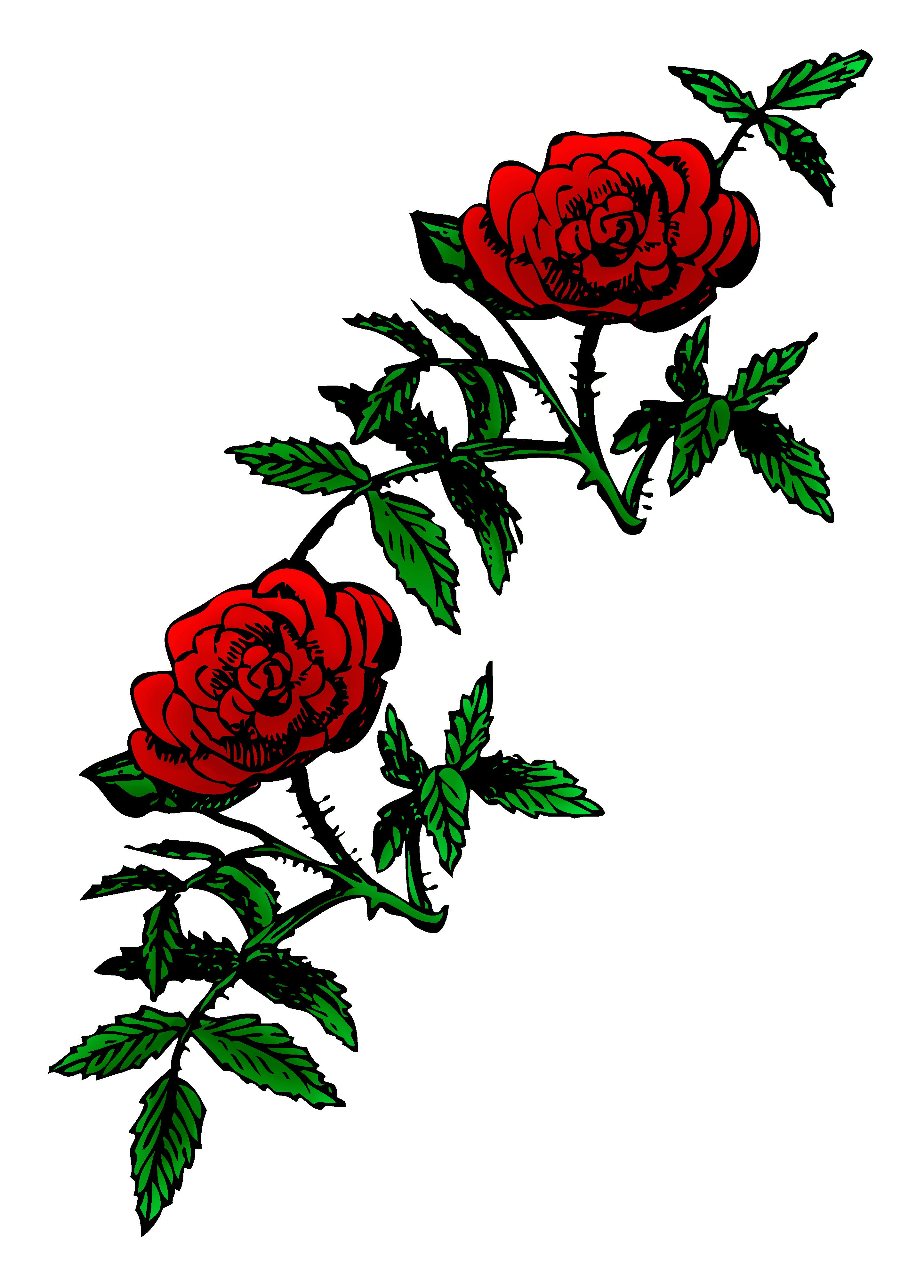 graphic transparent download Roses clip art sweet. Public domain clipart.