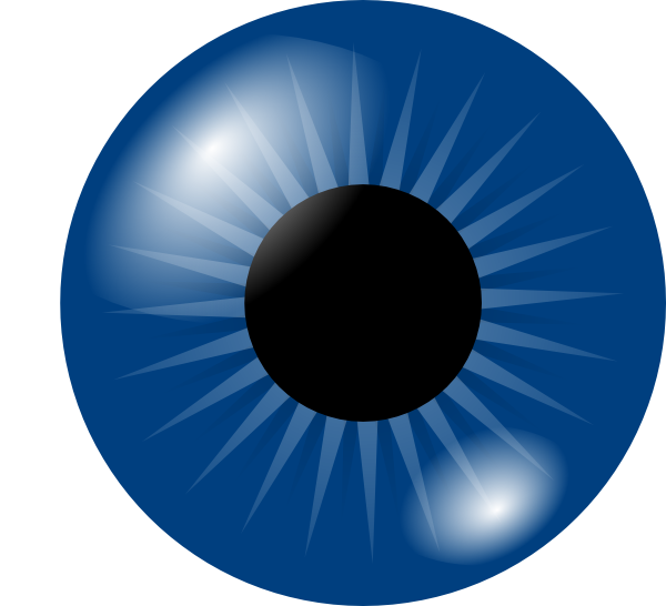 banner Cartoon Eyes