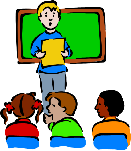 jpg library child speaking clipart #60894663