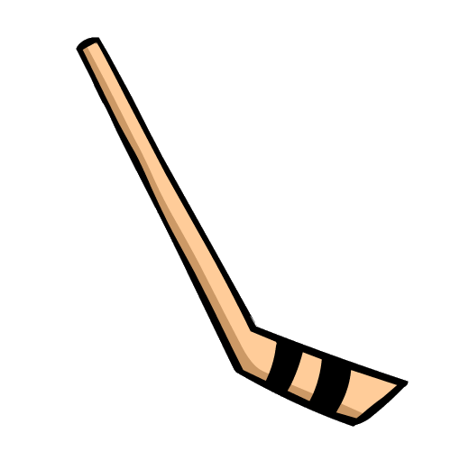 clipart free library Hockey Silhouette Clip Art at GetDrawings