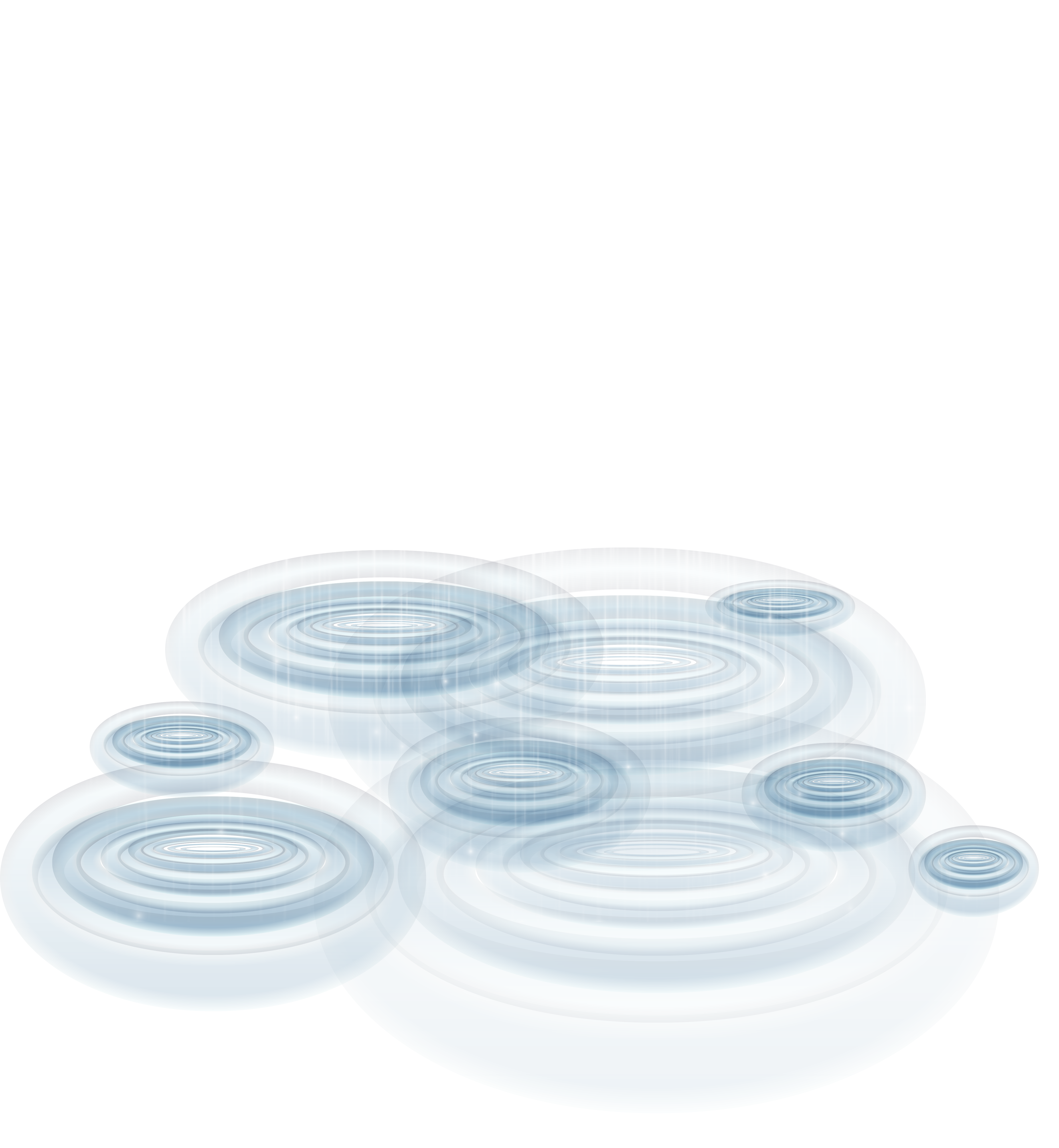 freeuse stock Puddle clipart. Rain with puddles transparent.