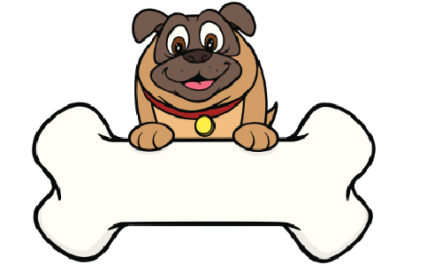 vector transparent stock Pug Dog Clipart at GetDrawings
