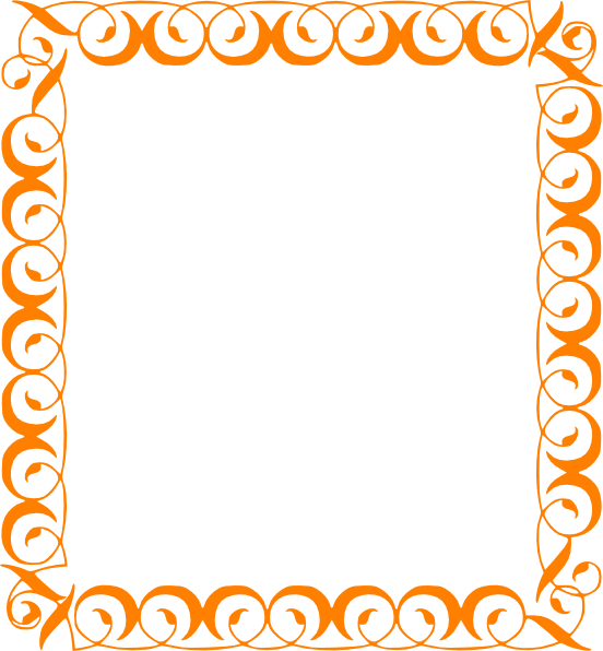 graphic free library pumpkin border clipart free #59748054