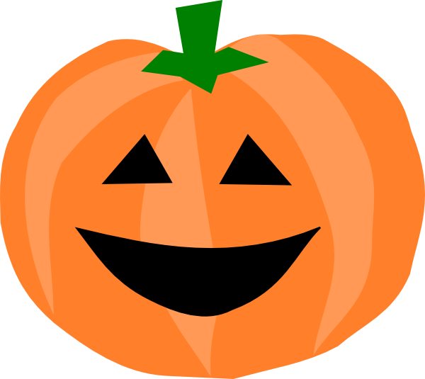 svg royalty free Carved Pumpkin Clipart
