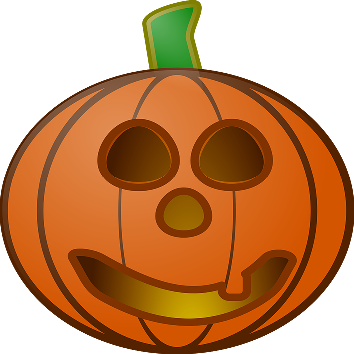 clip free Scary Pumpkin Clipart at GetDrawings