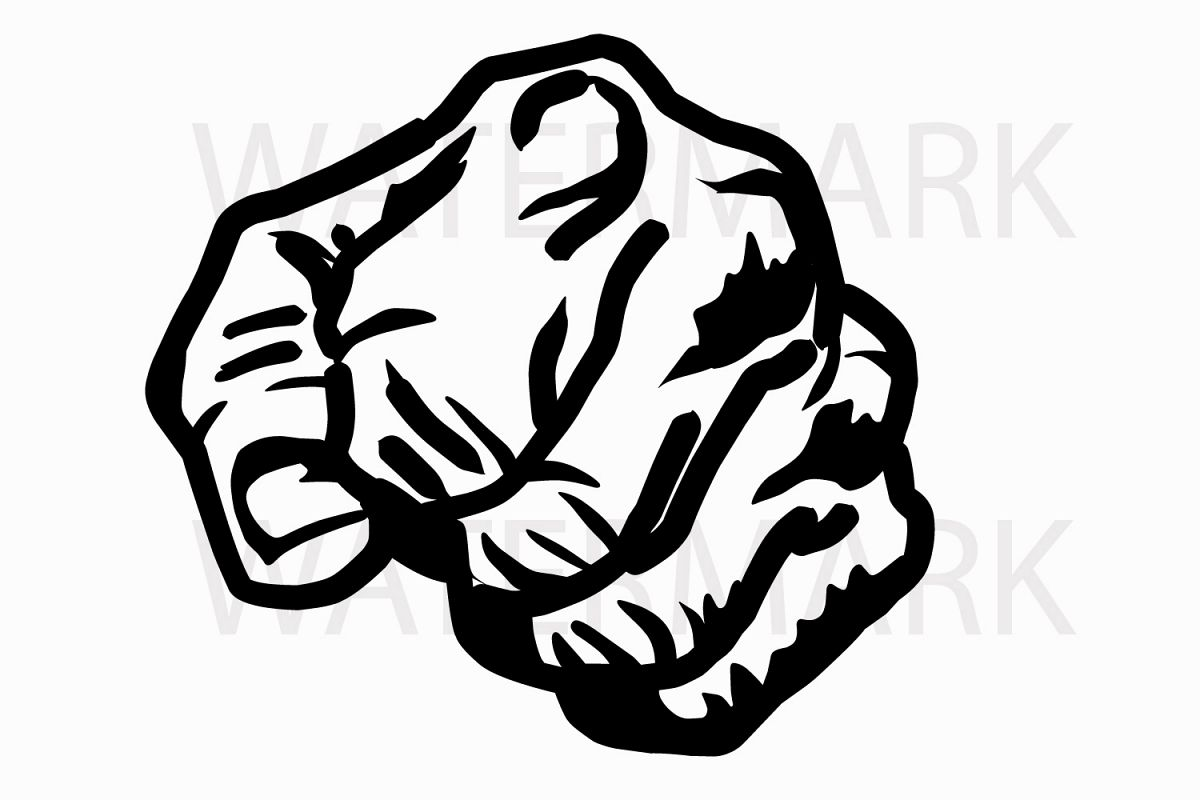 clip black and white library Fist power svgjpgpng hand. Punch drawing