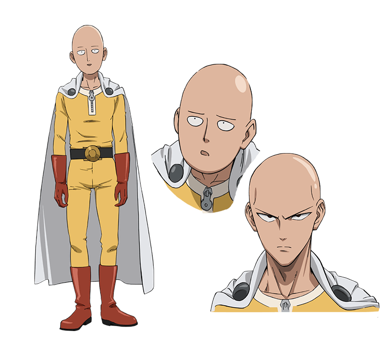 svg freeuse download One Punch Man Anime Thread