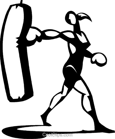 jpg library library Punching Bag Drawing at GetDrawings