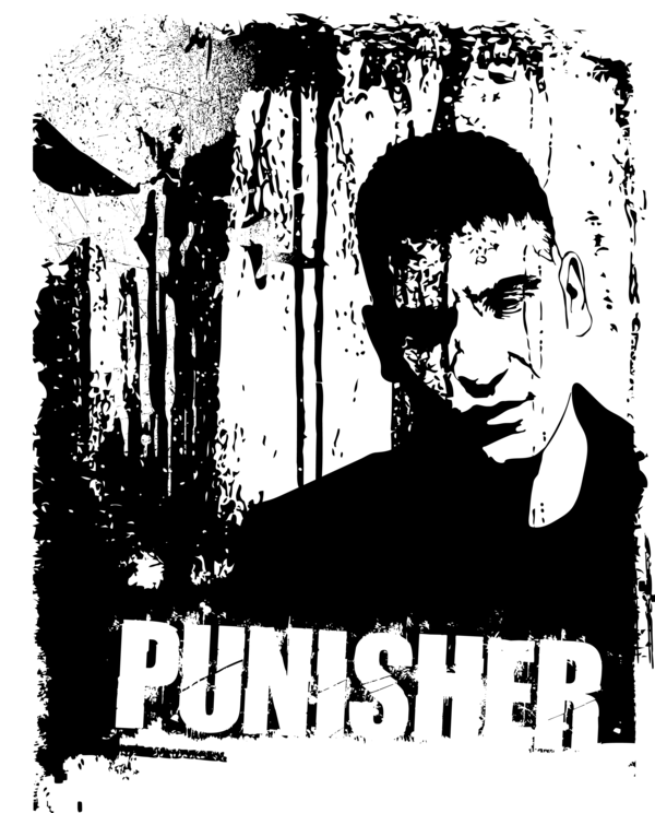 image royalty free library Mirrors Punisher by Mad