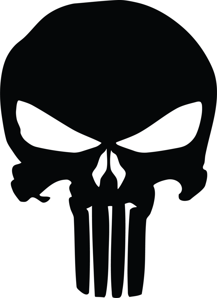 graphic free library The Punisher