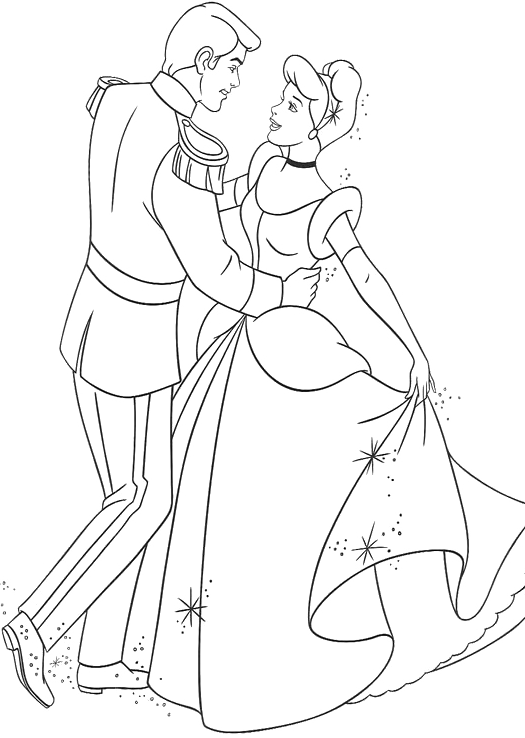 clip transparent stock Collection of free Cinderella drawing