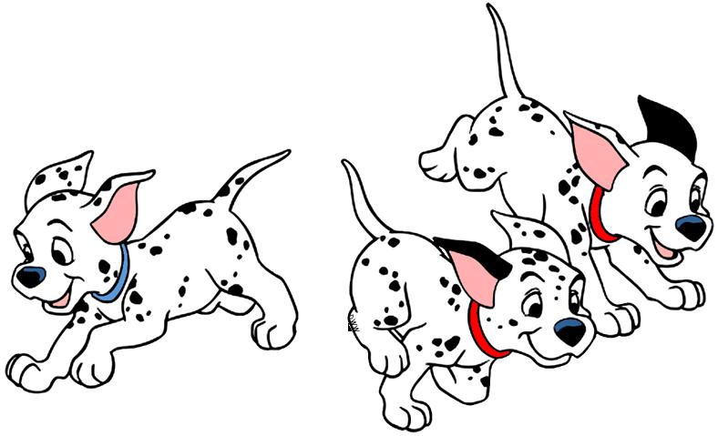 clipart freeuse Puppies clipart.  dalmatians clip art.