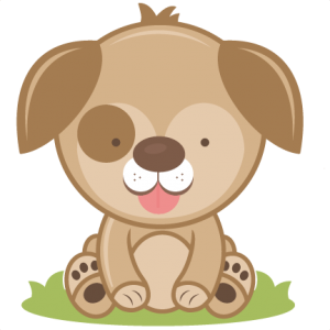 clip royalty free Puppies clipart. Animals pets miss kate