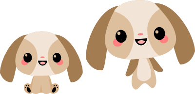 jpg royalty free stock Kawaii Puppy