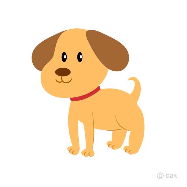 clip art royalty free Puppy clipart. Free picture illustoon .